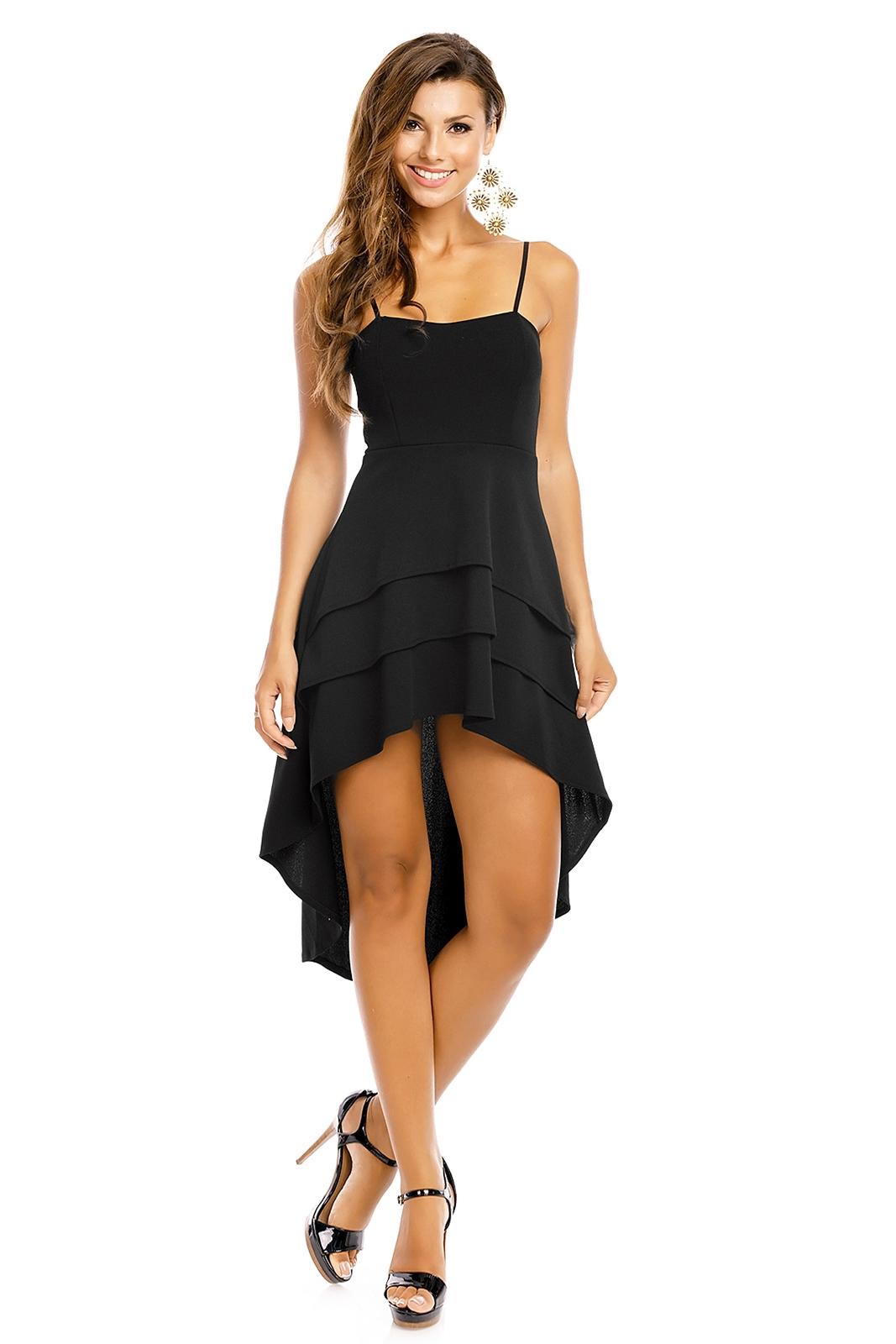 vokuhila kleid bandeaukleid tr gerkleid volant faltenkleid dress abendkleid sw l ebay. Black Bedroom Furniture Sets. Home Design Ideas