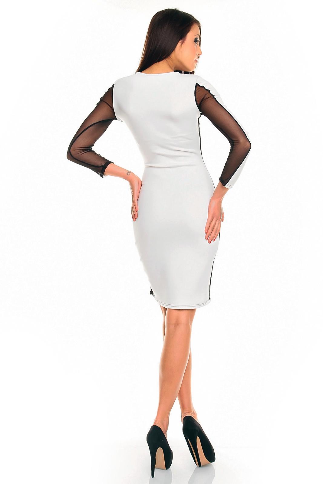 Kleid Midikleid Pencil Bodycon Dress Abendkleid Bleistift ...