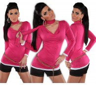 oolongsleeve_Shirt_with_scarf__Color_FUCHSIA_Size_Onesize_0000T-2106_PINK_20_1.jpg